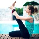 Anna J Yoga Class - 2