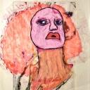 Drag Queen 2 by Cynthia Dewsbury