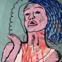 Drag Queen 3 by Cynthia Dewsbury
