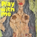 Play with me by Cynthia Dewsbury