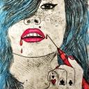 Celebrity Skin by Lottie Dingle