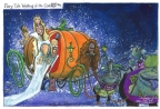Fairy Tale Wedding by Martin Rowson
