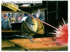 Mr Spanish Government Bond by Martin Rowson