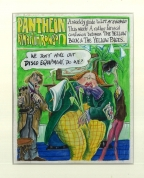 Pantheon Yellow Book by Martin Rowson