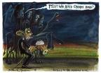 Apocalypse Blair by Martin Rowson