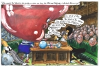 British Democracy by Martin Rowson