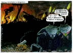 Pranksters Perspective by Martin Rowson