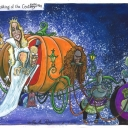 Fairy Tale Wedding by Martin Rowson