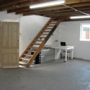 Empty Gallery Space - 01