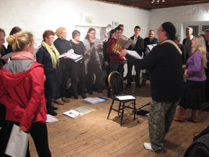 Gallery Space - 07 - Rock Choir