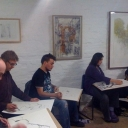 Gallery Space - 09 - Art Class