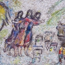 Poems in Ladywell: Gift(s) (chagall)