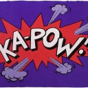 Poems in Ladywell: Surprise (KA-POW)