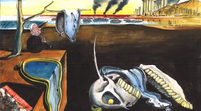 Martin Rowson – Political Cartoons Retrospective: Thursday 9th June 2016